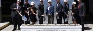 Groundbreaking Ceremony Terminal A